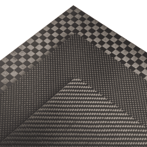Carbon fiber sheet Plain weave Checker weave Twill weave